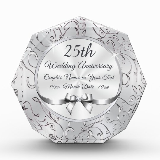 Stunning 25th Wedding Anniversary Gift Ideas