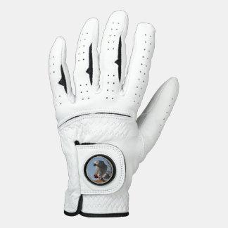 Stunning African Grey Parrot Golf Glove