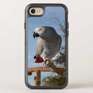 Stunning African Grey Parrot OtterBox Symmetry iPhone 8/7 Case