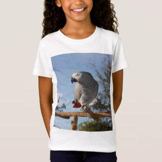 Stunning African Grey Parrot T-Shirt
