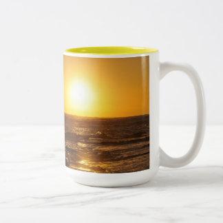Stunning Aloha Sunrise Mug: large 17 oz.