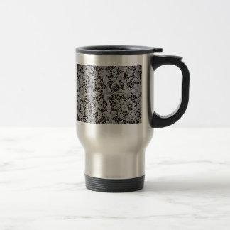 Stunning Antique Venise Lace Travel Mug
