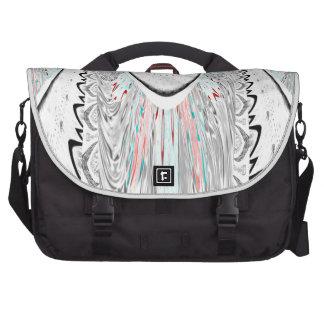 Stunning art. laptop messenger bag