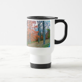 Stunning Autumn Scenery Coffee Mugs