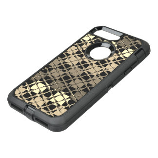 Stunning Black pattern OtterBox Apple iPhone 7