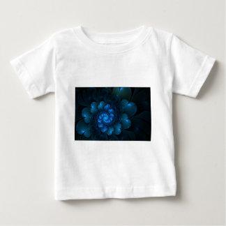 STUNNING BLUE FLOWERS BABY T-Shirt