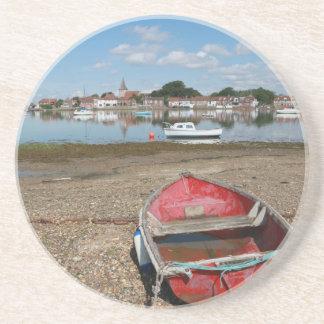 Stunning Bosham Harbour England Beverage Coaster