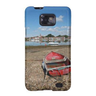 Stunning Bosham Harbour England Galaxy S2 Covers