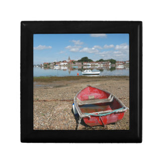 Stunning Bosham Harbour England Keepsake Box