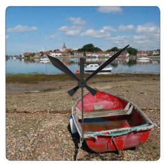 Stunning Bosham Harbour England Wallclocks