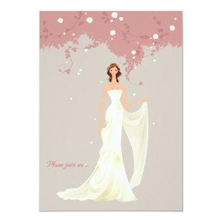 Stunning Bridal Shower Invitation