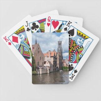 Stunning! Bruges - Belgium Bicycle Playing Cards