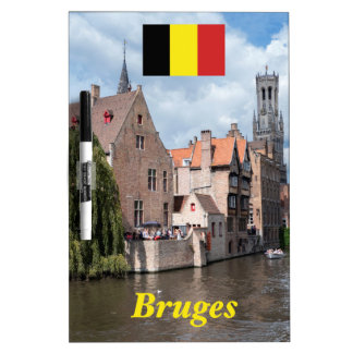Stunning! Bruges - Belgium Dry-Erase Board