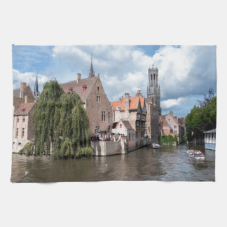 Stunning! Bruges - Belgium Towel