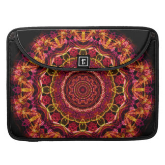 Stunning Chaos kaleidoscope Sleeves For MacBooks