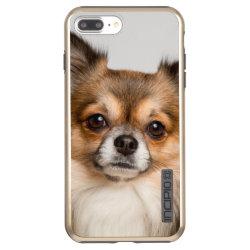 Incipio DualPro Shine iPhone 7 Plus Case with Chihuahua Phone Cases design