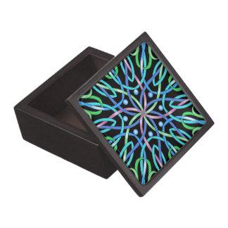 Stunning Decorative Geometric Design Gift Box Premium Keepsake Boxes