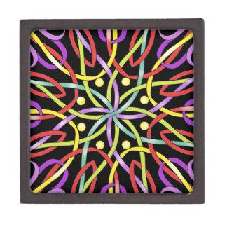 Stunning Decorative Geometric Design Gift Box Premium Keepsake Box