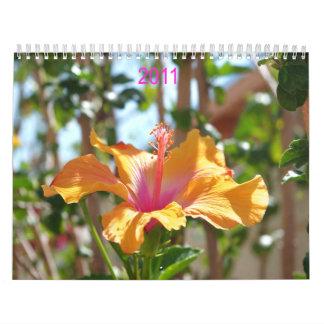Stunning Florals Calendar