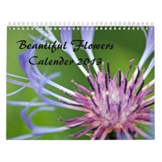 stunning flowers calender 2013 calendar