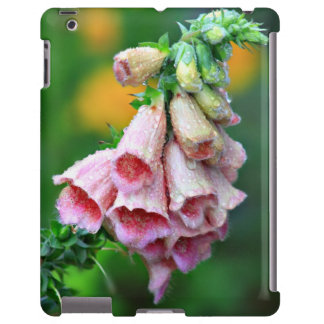 Stunning Foxglove iPad Barely There Case