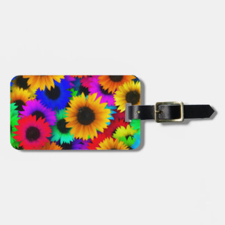 Stunning Gerbera Daisies Tags For Luggage