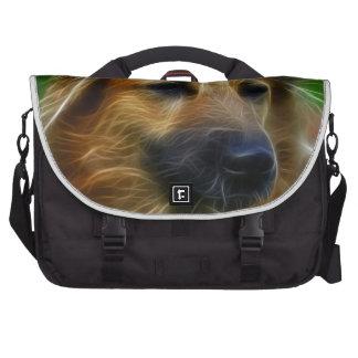 Stunning German Shepherd dog art, accessories gift Commuter Bag