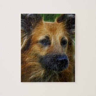 Stunning German Shepherd dog art, accessories gift Puzzle