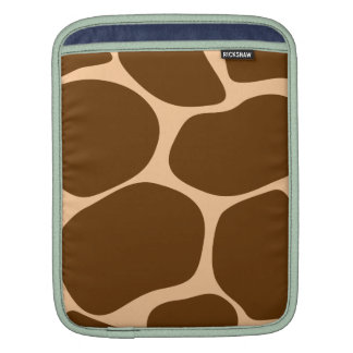 Stunning Giraffe Print Sleeves For iPads