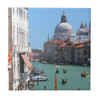Stunning Grand Canal Venice Tile