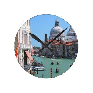 Stunning Grand Canal Venice Wallclocks