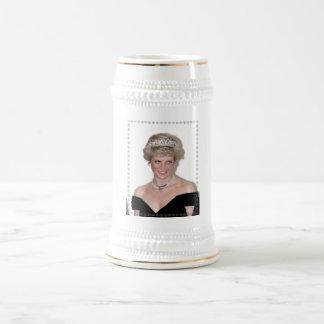 Stunning! HRH Princess Diana Beer Stein
