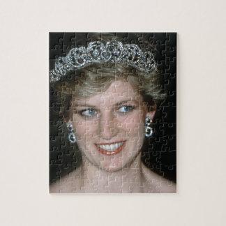 Stunning! HRH Princess Diana Jigsaw Puzzle