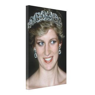 Stunning! HRH Princess Diana Pro photo Gallery Wrapped Canvas