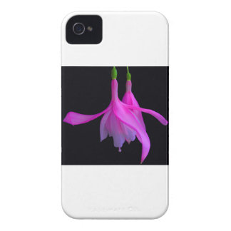 Stunning in Pink Floral Design Case-Mate iPhone 4 Case