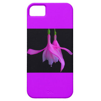 Stunning in Pink Floral Design iPhone SE/5/5s Case