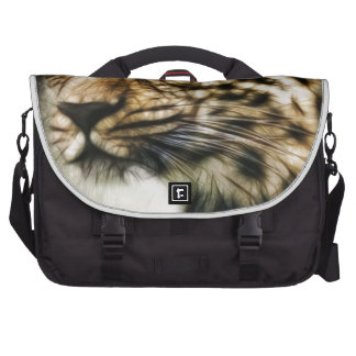 Stunning Leopard, 'made of light' art accessories Bags For Laptop