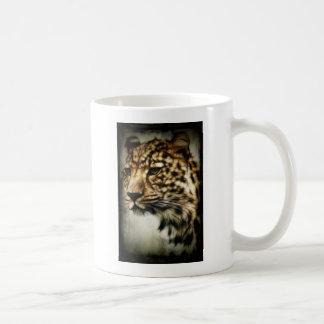 Stunning Leopard, 'made of light' art accessories Mug