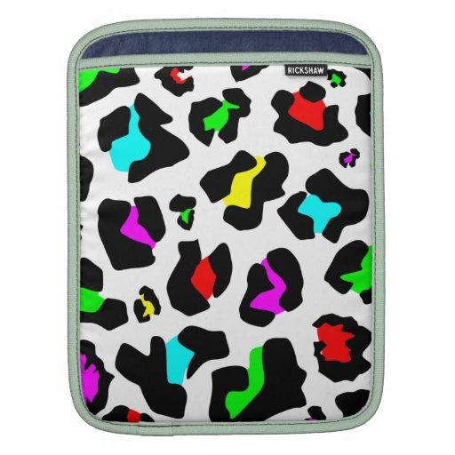 Stunning Leopard Print Sleeve For iPads