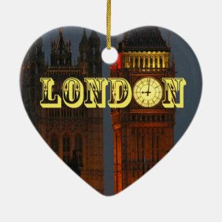 Stunning London Pro Photo Ceramic Ornament