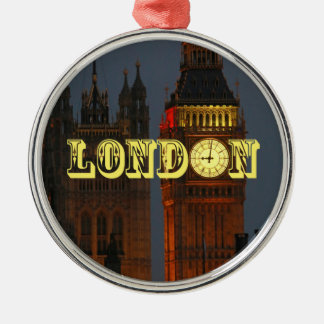 Stunning London Pro Photo Metal Ornament