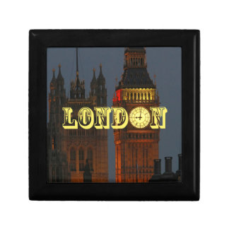 Stunning London Pro Photo Small Square Gift Box