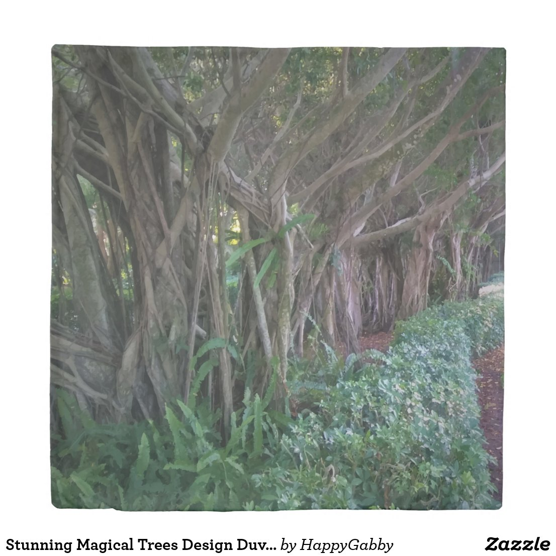 Magical Trees Design Bedding