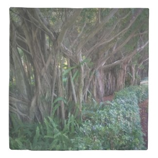 Stunning Magical Trees Design Duvet Covers
