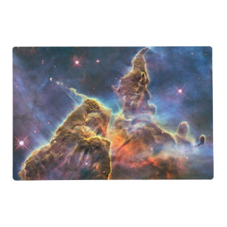 Stunning Nebula Space Astronomy Science Photo Placemat
