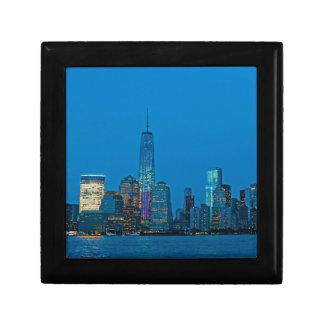 Stunning new New York Skyline Trinket Box