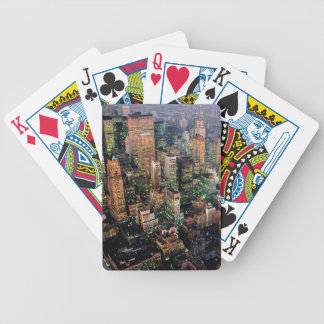 Stunning! New York City USA Bicycle Playing Cards