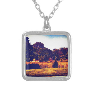 Stunning Park Silver Plated Necklace