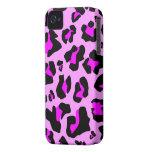 Stunning Pink Leopard Print - iPhone 4/4s Case