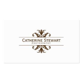 Stunning Presence Business Card